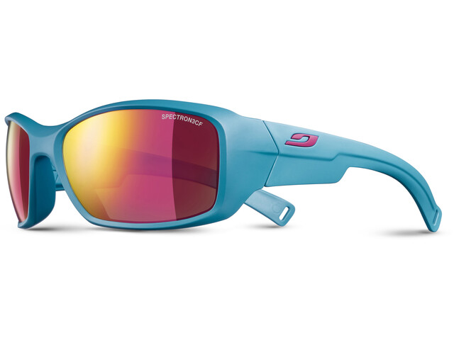 969e08b6ea10 Julbo Rookie Spectron 3CF Sunglasses Junior 8-12Y emerald blue-multilayer  pink